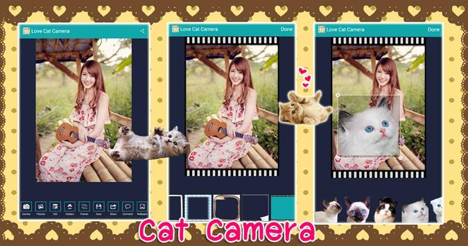 Lovely Cat Camera screenshot 1