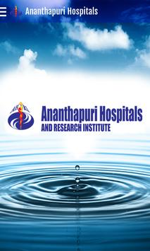 Ananthapuri Hospitals poster