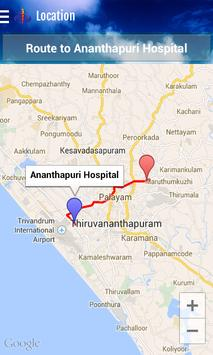 Ananthapuri Hospitals apk screenshot