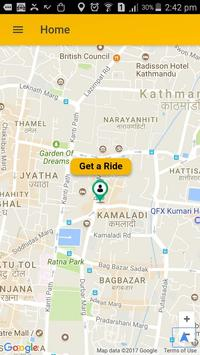 Sarathi : Taxi/Bike hailing app (Unreleased) poster