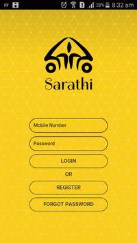 Sarathi poster