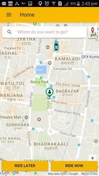 Sarathi : Taxi/Bike hailing app (Unreleased) apk screenshot