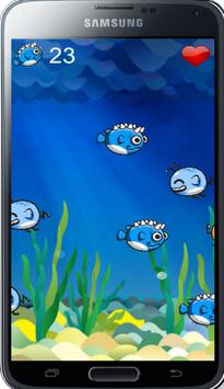 Fish Splatter poster