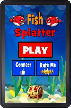 Fish Splatter screenshot 4