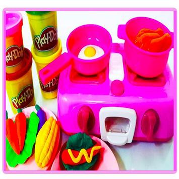 Kitchen Cooking Food Toys poster