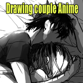 Drawing Anime Couple Ideas icon