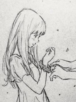 Drawing Anime Couple Ideas screenshot 1