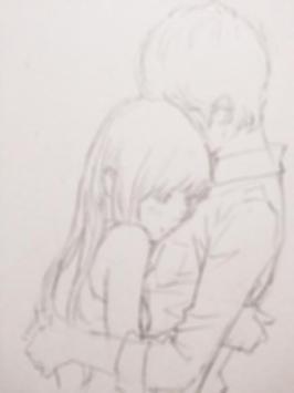 Drawing Anime Couple Ideas screenshot 2