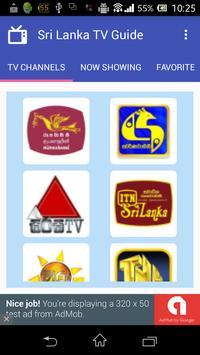 Sri Lanka TV Guide poster