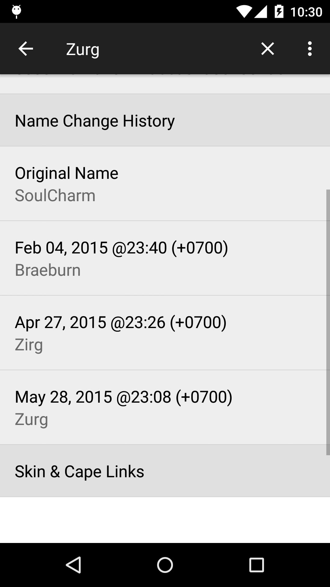 Name Checker for Minecraft PC for Android - APK Download