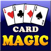 Playing Cards Magic Tricks icon