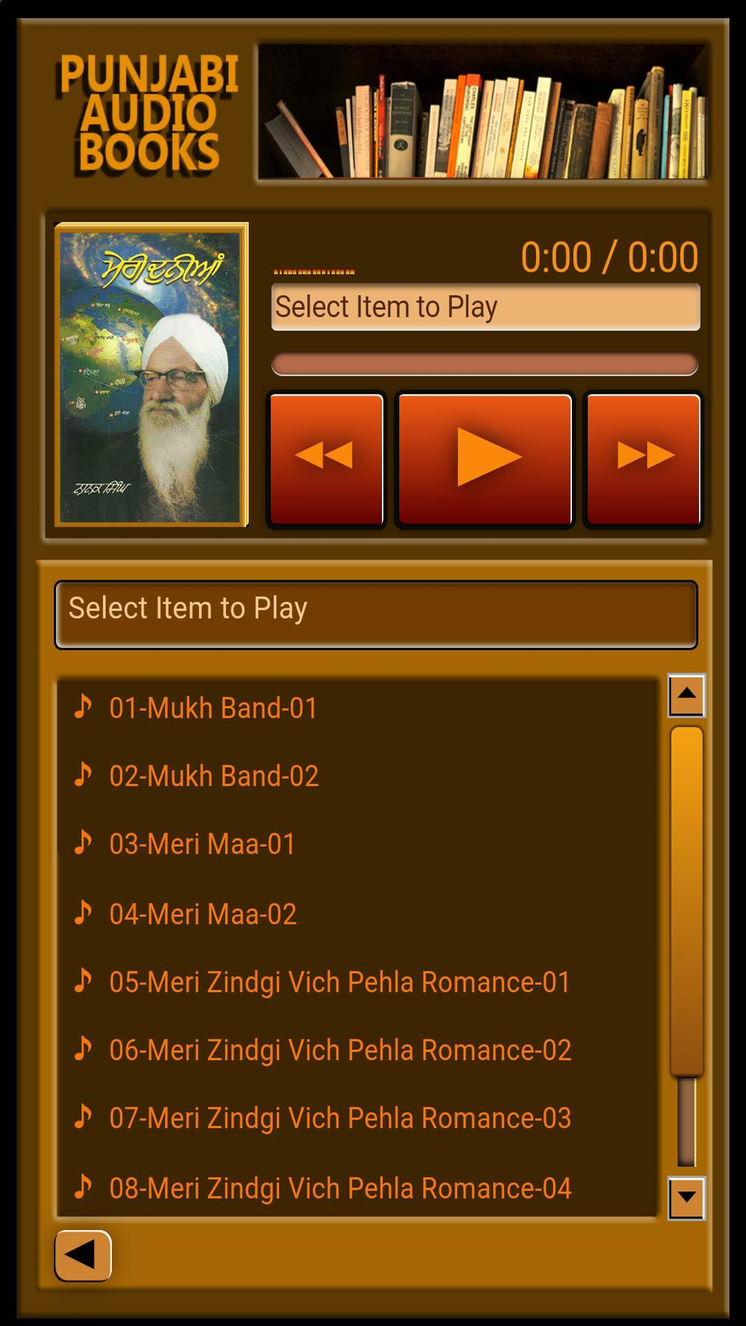Punjabi Audio Books for Android - APK Download