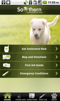 Pet Emergency Assist poster