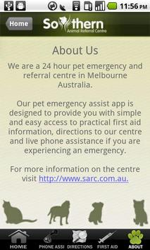 Pet Emergency Assist screenshot 4