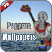 Papyrus Wallpapers icon