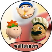 SML: Puppets Wallpapers icon