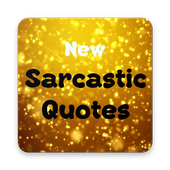 Sarcastic Quotes icon