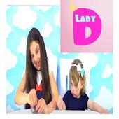 Lady Dana icon