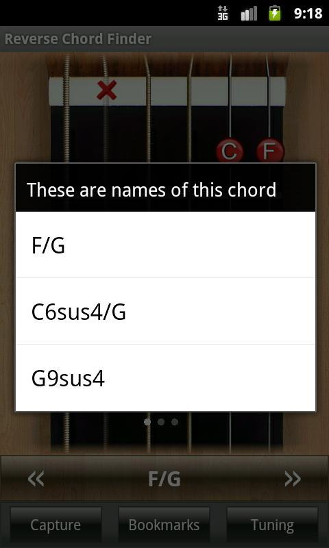 Reverse Chord Finder Free Apk Download Free Music Audio App For