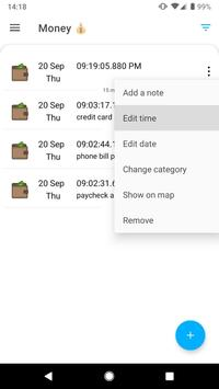 TimeStamper screenshot 5