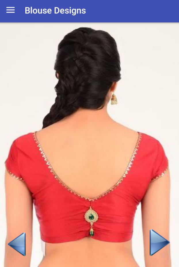Saree Blouse Designs 2019 For Android Apk Download