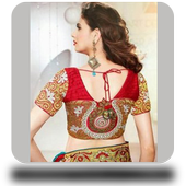 Saree Blouse Neck Design icon