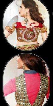 Saree Blouse Neck Design apk screenshot