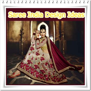 Saree india modern design apk screenshot