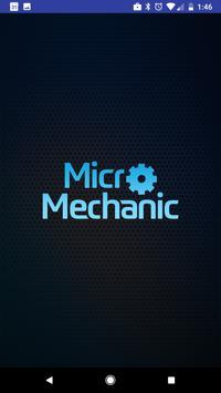 Micro Mechanic poster