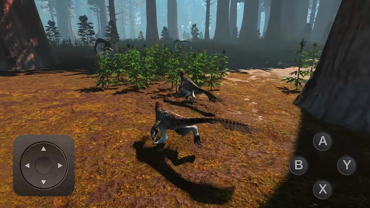 Simulator Dinosaur Saurian For Android Apk Download