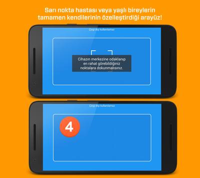 Sarı Launcher apk screenshot