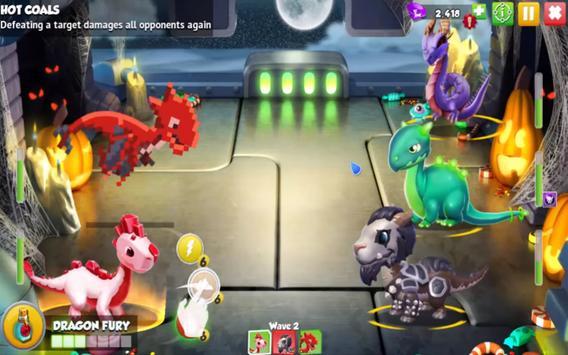 Guide For Dragon Mania Legends screenshot 1