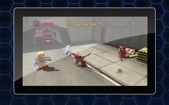 Guide Lego Marvel Superhero apk screenshot