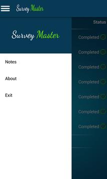 SURVEY MASTER apk screenshot