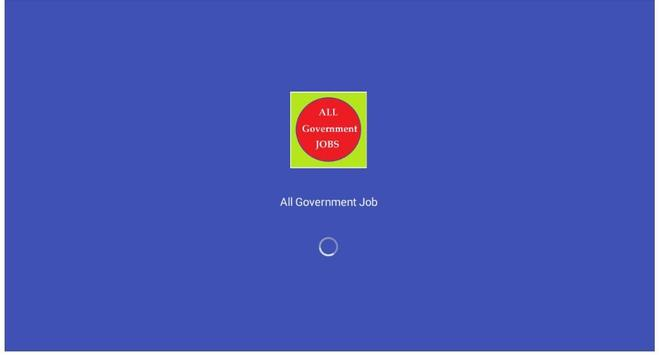 All Government Job apk screenshot