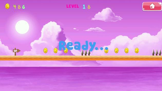Super Little Pink Jump screenshot 1