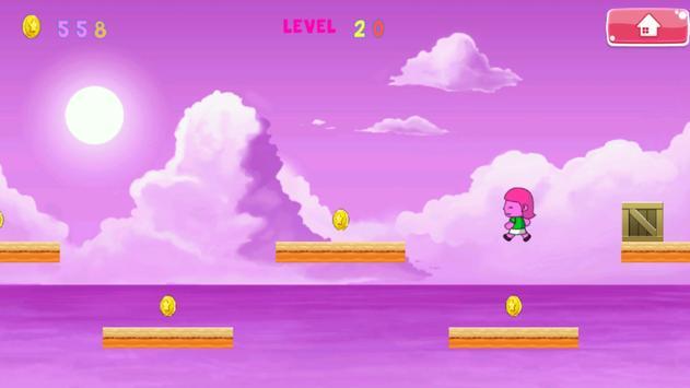 Super Little Pink Jump screenshot 5