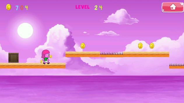 Super Little Pink Jump screenshot 6