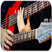 Bass Guitar sounds icon