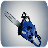 Chainsaw sounds icon