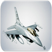 Fighter sounds icon