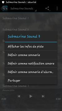 Submarine Sounds apk screenshot