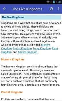 Learn Biology screenshot 5