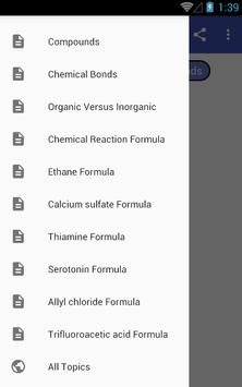 Learn Chemistry screenshot 3