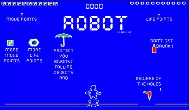 ROBOT DODGER apk screenshot