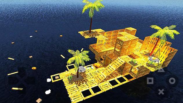 Raft for Survival apk screenshot
