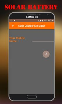 Solar Charger Simulator screenshot 3