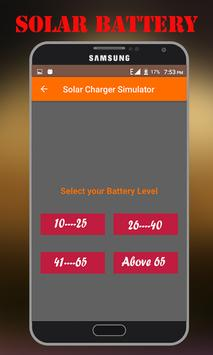 Solar Charger Simulator screenshot 4