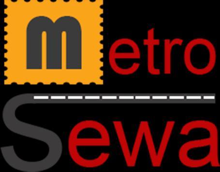MetroSewa Driver poster