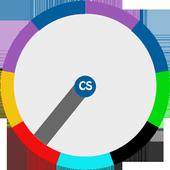 Circular Spin icon